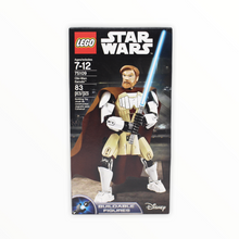 Retired Set 75109 Star Wars Buildable Figures Obi-Wan Kenobi