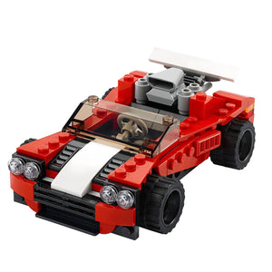 New Set 31100 Creator Sports Car