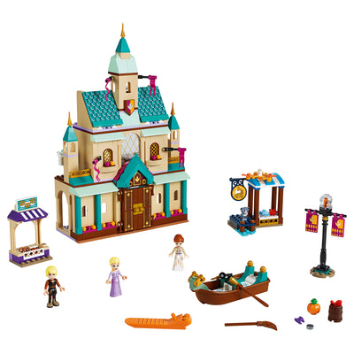 New Set 41167 Disney Arendelle Castle Village