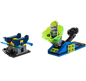 New Set 70682 Ninjago Spinjitzu Slam - Jay