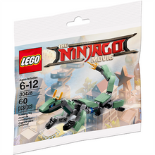 Polybag 30428 The Ninjago Movie Green Ninja Mech Dragon