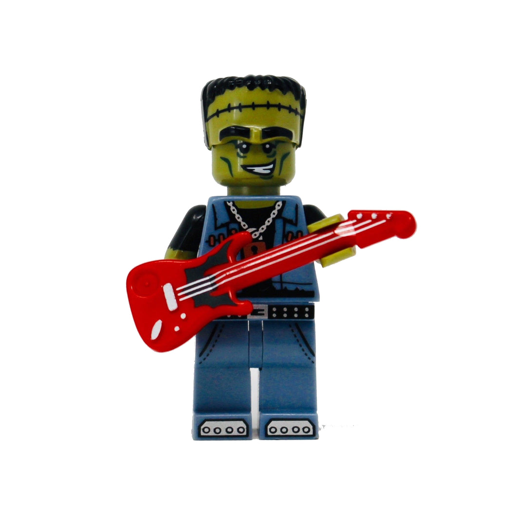 LEGO Series 14: Monster Rocker