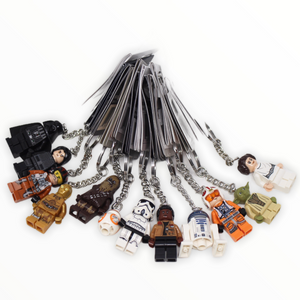 "Free Random ""May the 4th"" Star Wars Keychain"