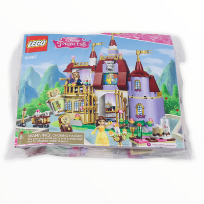 Bagged Set 41067 Disney Princess Belle's Enchanted Castle