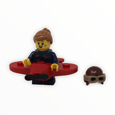 LEGO Series 21: Airplane Girl