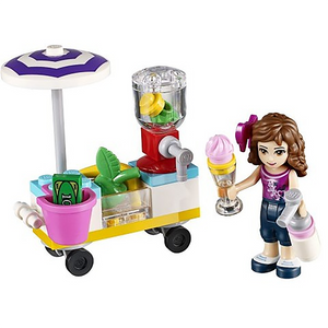 Polybag 30202 Friends Smoothie Cart