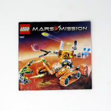 Used Set 7697 Space: Mars Mission MT-51 Claw Tank Ambush