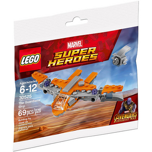 Polybag 30525 Marvel Super Heroes The Guardians Ship