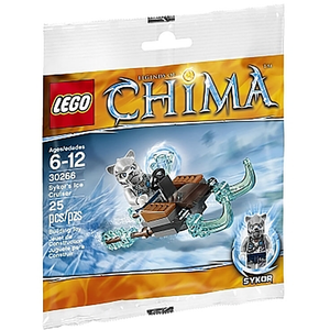 Polybag 30266 Chima Sykor's Ice Cruiser