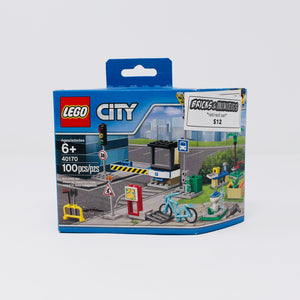 Retired Set 40170 City Build My City Accessory Set