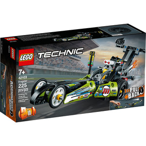 New Set 42103 Technic Dragster