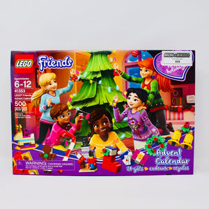 Retired Set 41353 Friends Advent Calendar