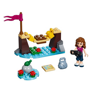 Polybag 30398 Friends Adventure Camp Bridge
