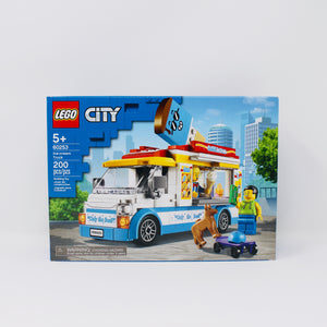 New Set 60253 City Ice-Cream Truck