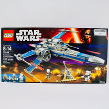 Retired Set 75149 Star Wars Resistance X-Wing Fighter