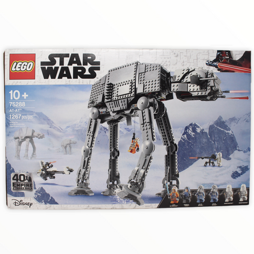 Certified Used Set 75288 Star Wars AT-AT