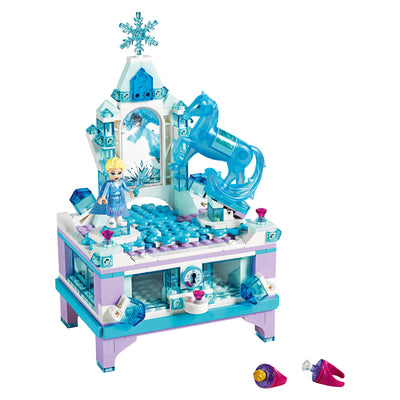 New Set 41168 Disney Elsa's Jewelry Box Creation