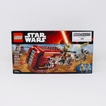 Retired Set 75099 Star Wars Rey's Speeder