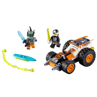 New Set 71706 Ninjago Cole's Speeder Car