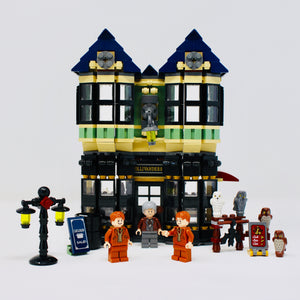 Used Set 10217 Harry Potter Diagon Alley