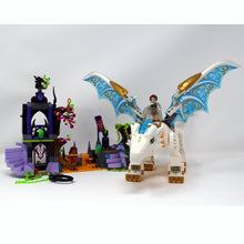 Used Sets 41179 Elves Queen Dragon's Rescue