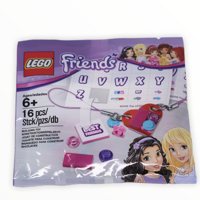 Polybag 5004395 Friends Bracelets