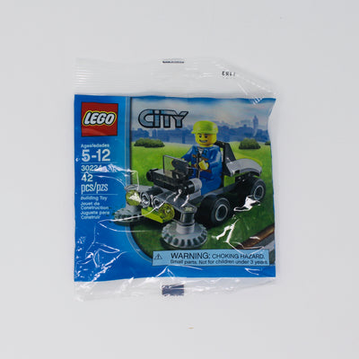 Polybag 30224 City Lawn Mower