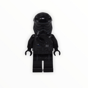 First Order TIE Fighter Pilot (three white lines on helmet)