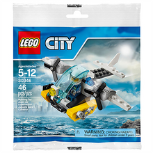 Polybag 30346 City Prison Island Helicopter