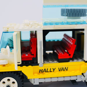 Used Set 5550 Model Team Custom Rally Van