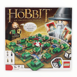 Certified Used Set 3920 LEGO The Hobbit: An Unexpected Journey