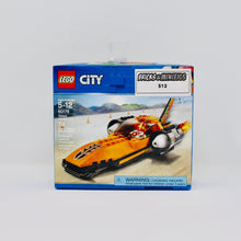 Retired Set 60178 City Speed Record Car