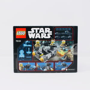 Retired Set 75131 Star Wars Resistance Trooper Battle Pack