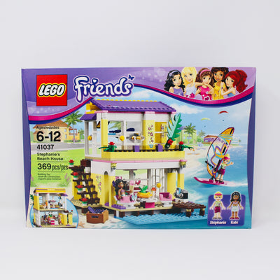 Retired Set 41037 Friends Stephanie's Beach House