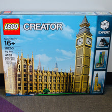 Retired Set 10253 Creator Big Ben