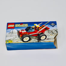 Used Set 6589 Extreme Team Radical Racer (racer only)