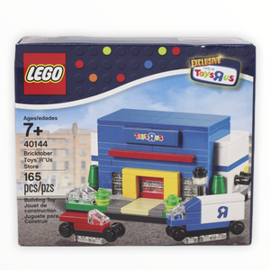 Retired Set 40144 LEGO Bricktober Toys 'R' Us Store