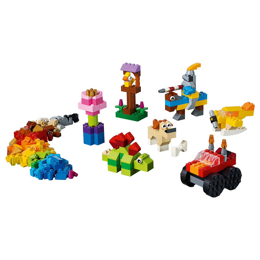 New Set 11002 Classic Basic Brick Set