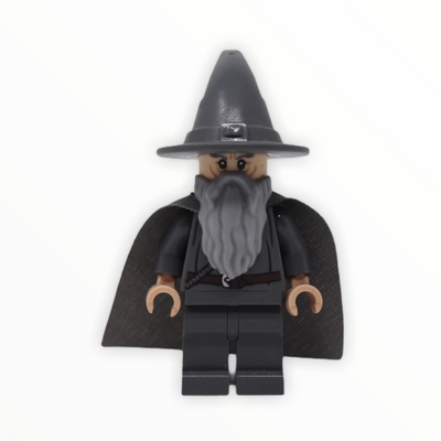 Gandalf the Grey (hat and dual-sided head)