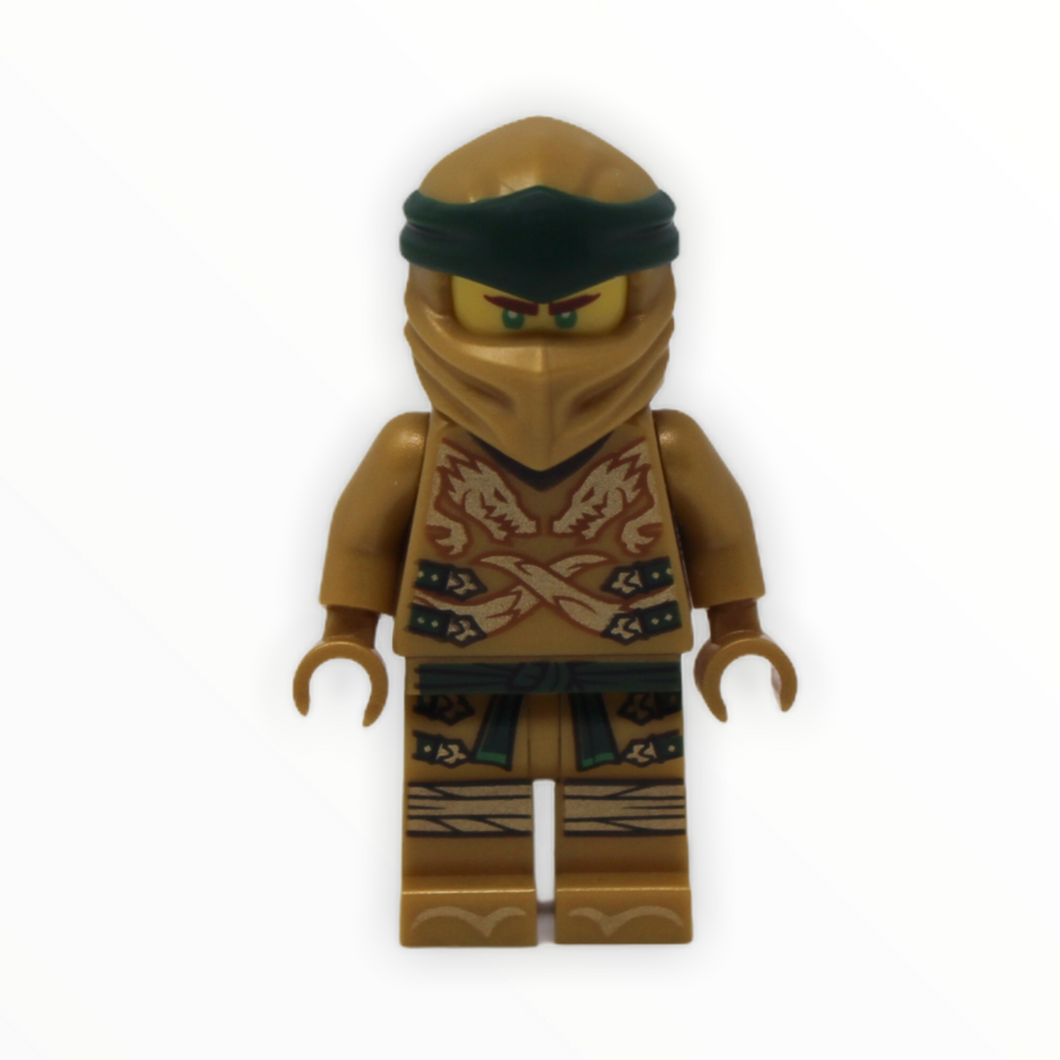 Golden Ninja Lloyd (Legacy, yellow head)