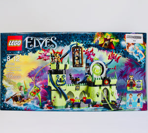 Retired Set 41188 Elves Breakout from the Goblin King's Fortress