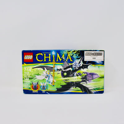Retired Set 70128 Legends of Chima Braptor's Wing Striker