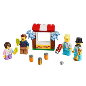 New Set 40373 Fairground MF Accessory Set