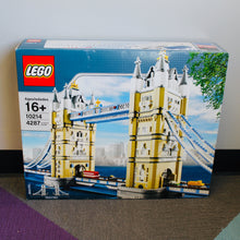 Retired Set 10214 System Exclusives Tower Bridge