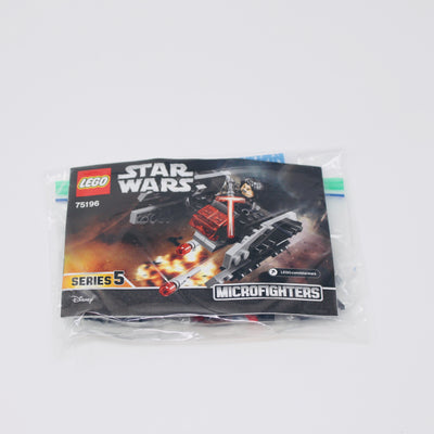 Bagged Set 75196 Star Wars Microfighters TIE Silencer