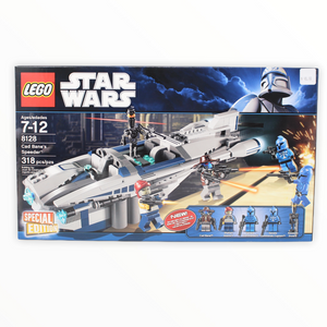 Retired Set 8128 Star Wars Cad Bane's Speeder