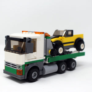 Used Set 60097 City Square