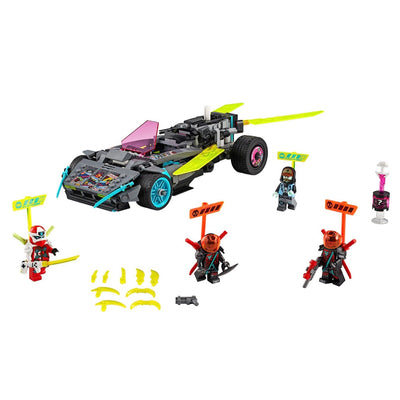 New Set 71710 Ninjago Ninja Tuner Car