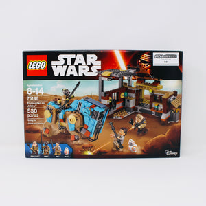 Retired Set 75148 Star Wars Encounter on Jakku