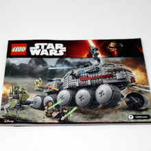Used Set 75151 Star Wars Clone Turbo Tank